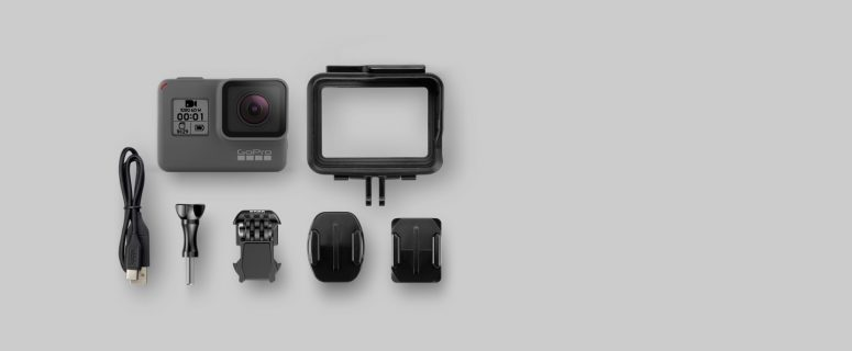 GoPro Hero launched