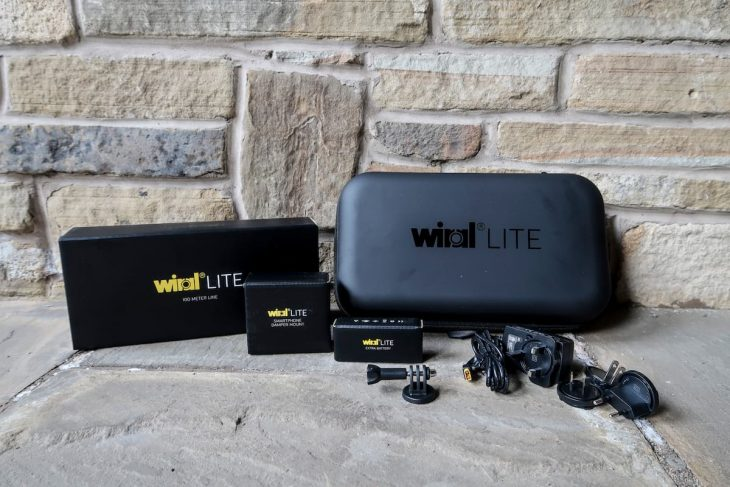 wiral lite unboxing singletrack tech