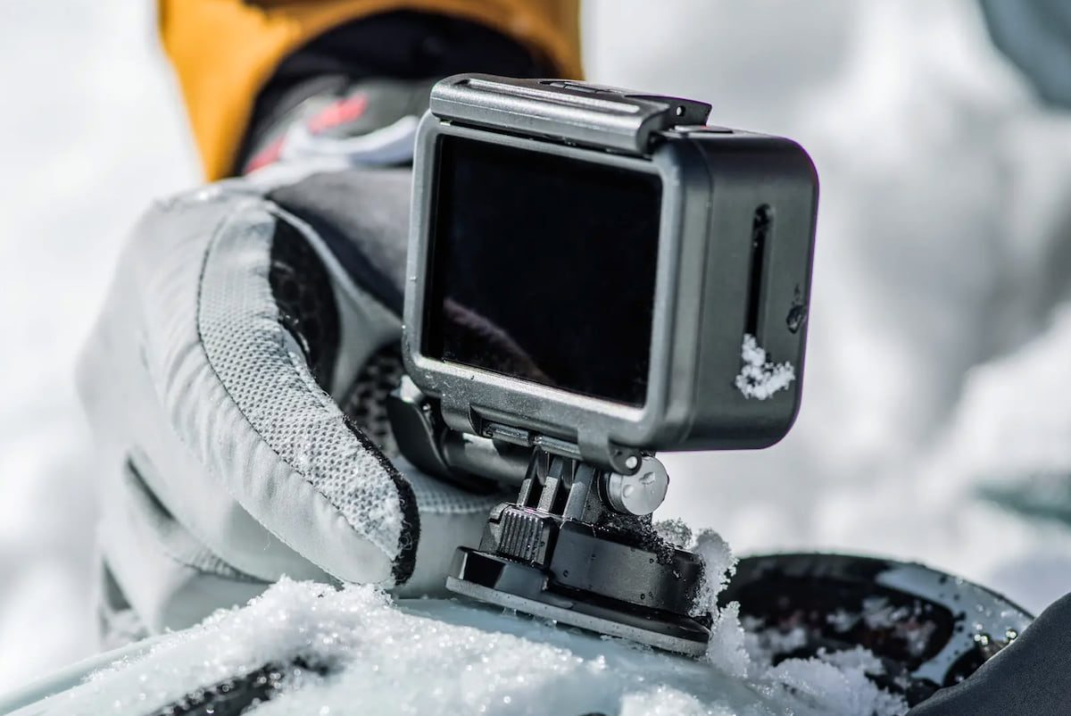 dji osmo action launched