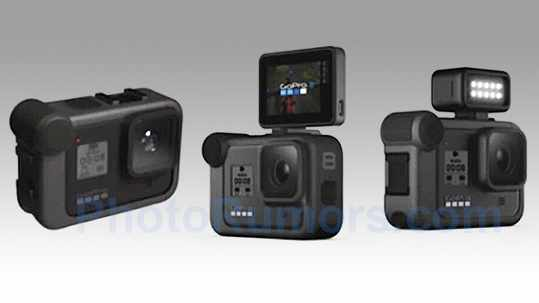 GoPro Hero 8 and Max 360 Camera Leaks Revealed