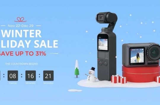 The DJI Osmo Pocket is now even cheaper than ever.