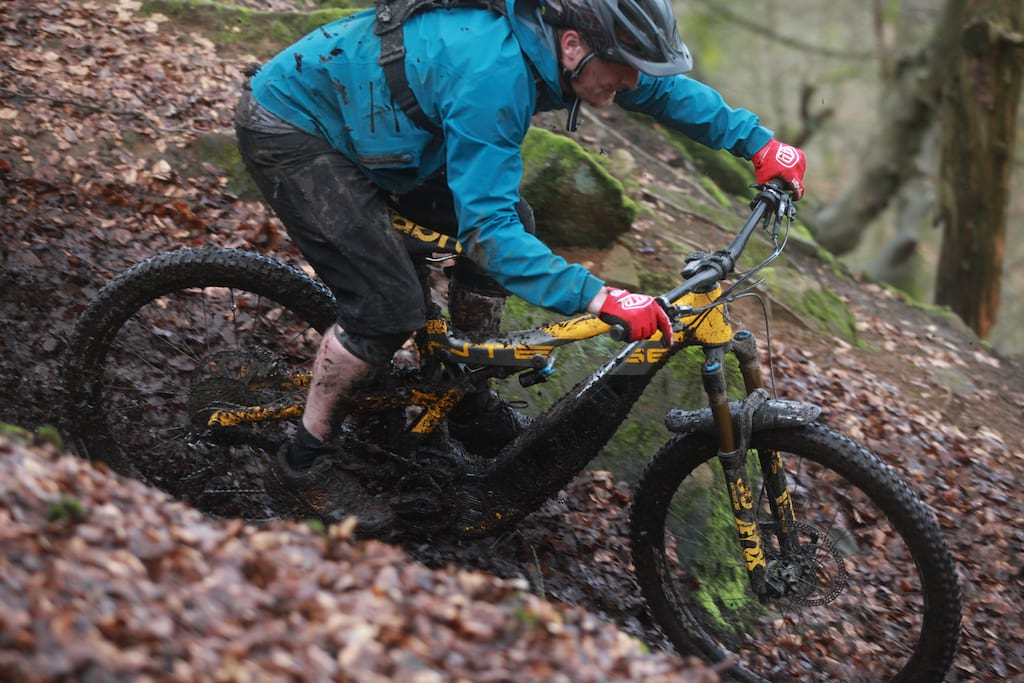 After months of riding Jeff Steber's first eMTB, what is Andi's conclusion of the Intense Tazer? Find out in his long term Intense Tazer review.
