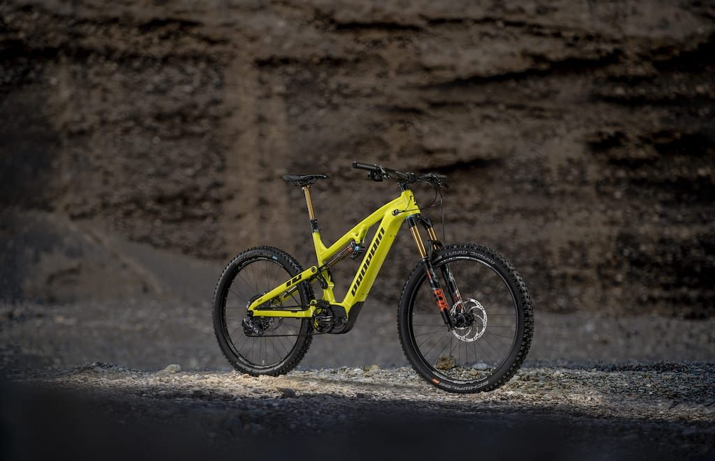 The Ekano offers plenty of spec and build options.