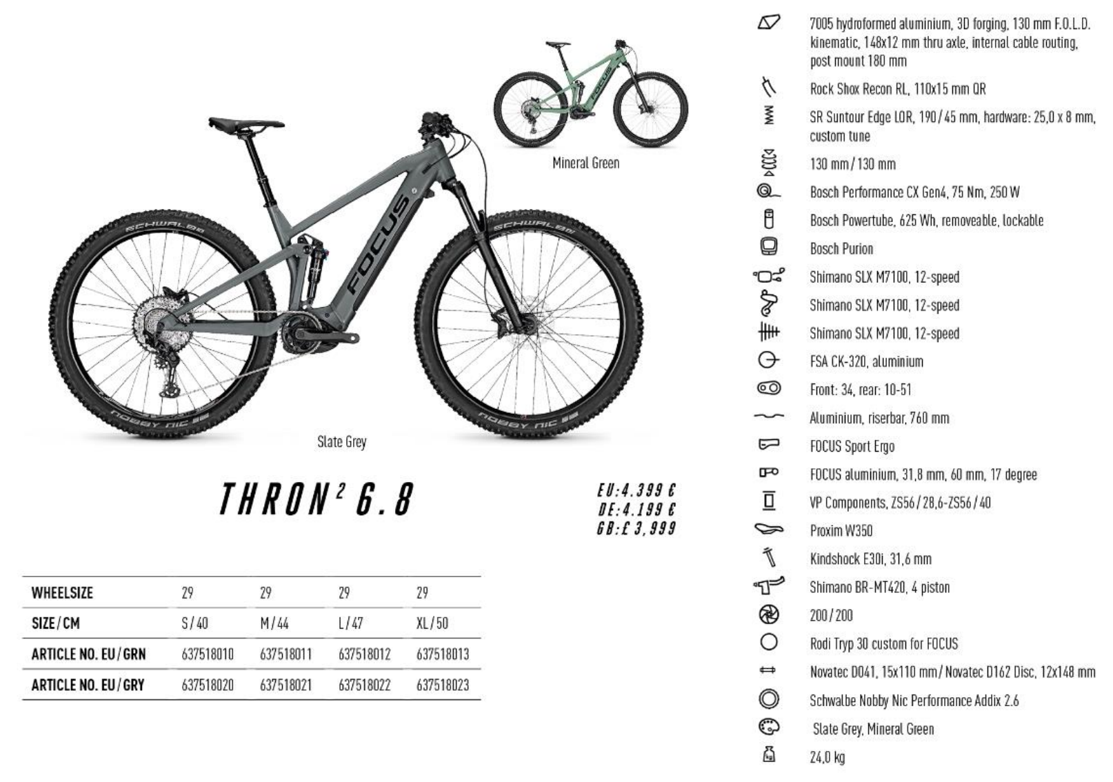 thron² thron focus 6.8 singletrack