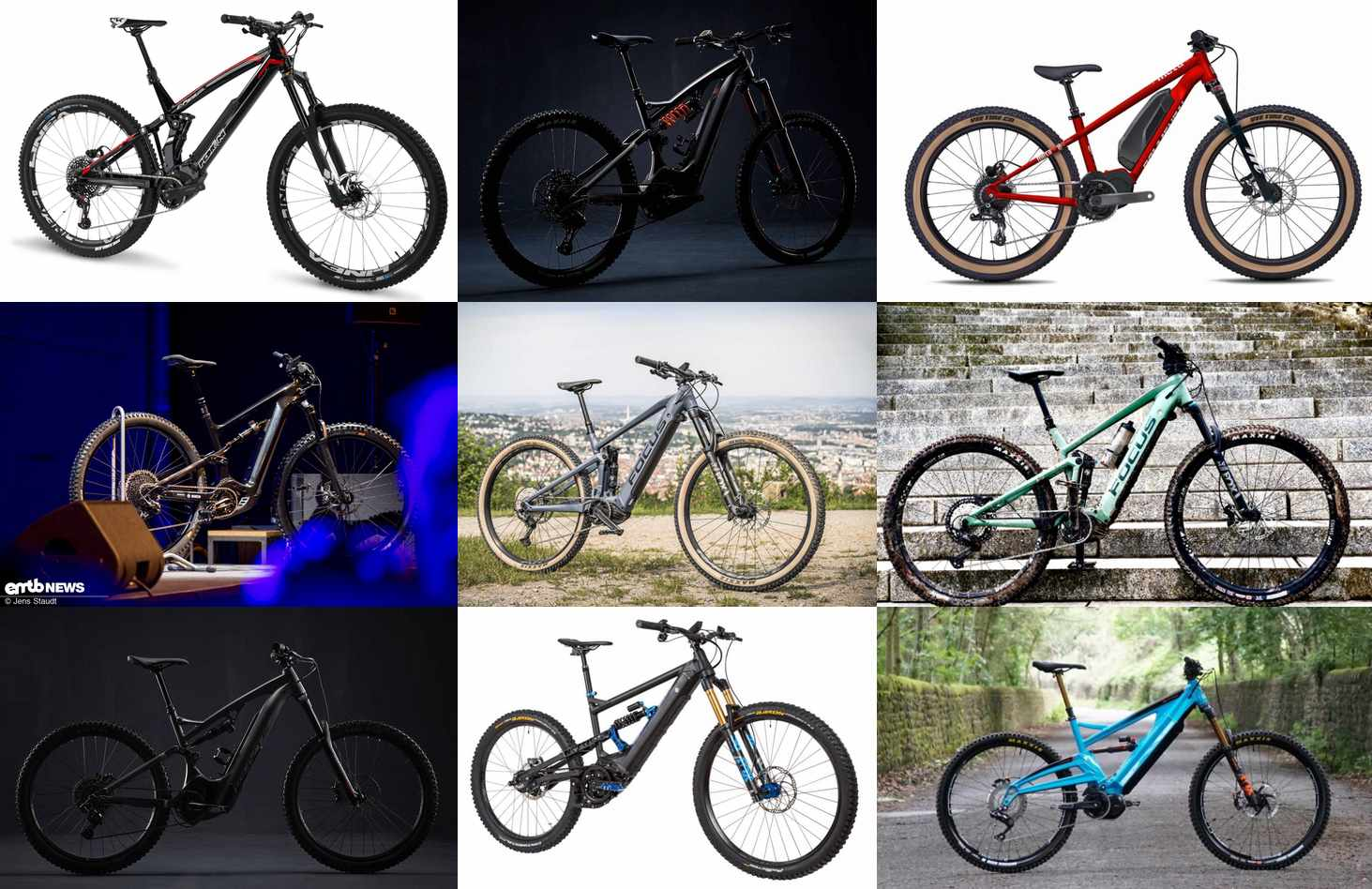 9 new e-Bikes announced this week, when will we see number 10?