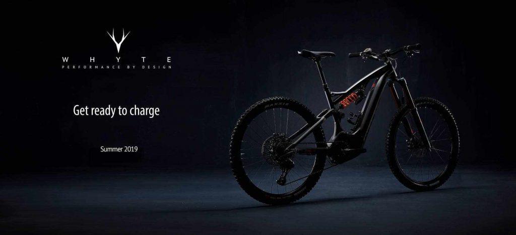 Whyte Bikes e-180 eMTB