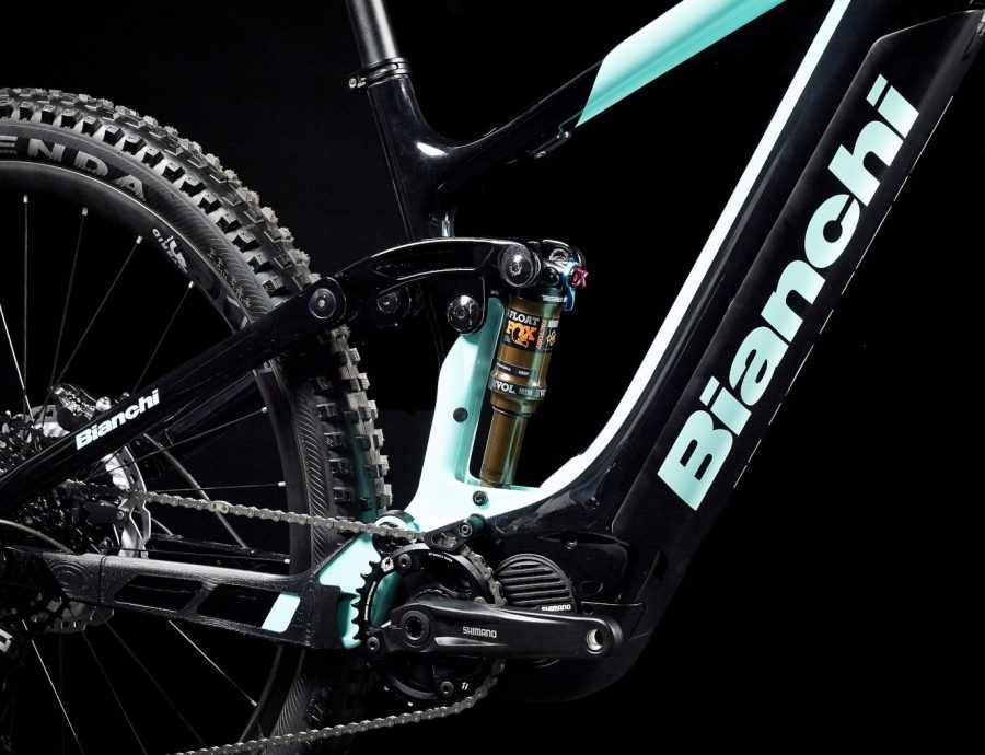 Bianchi T-Tronik Performer launched with custom 630Wh battery