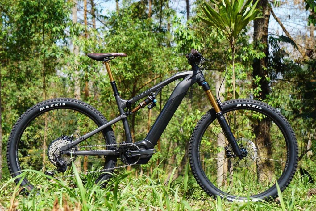 2020 Patrol E-Six first look at this Indonesian e-MTB