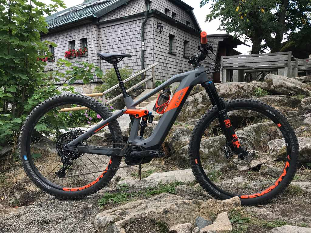 Cube Stereo 140 Hybrid TM |First Ride Review - Singletrack Charged