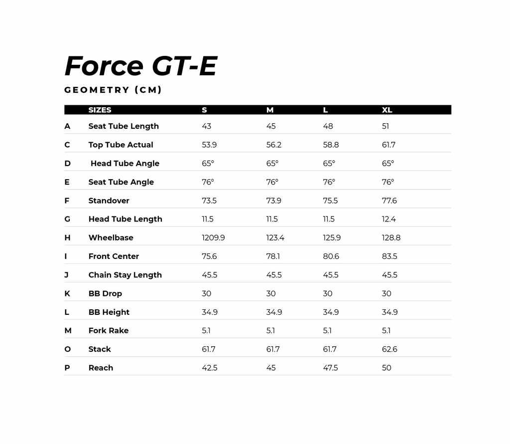 Force GT-E