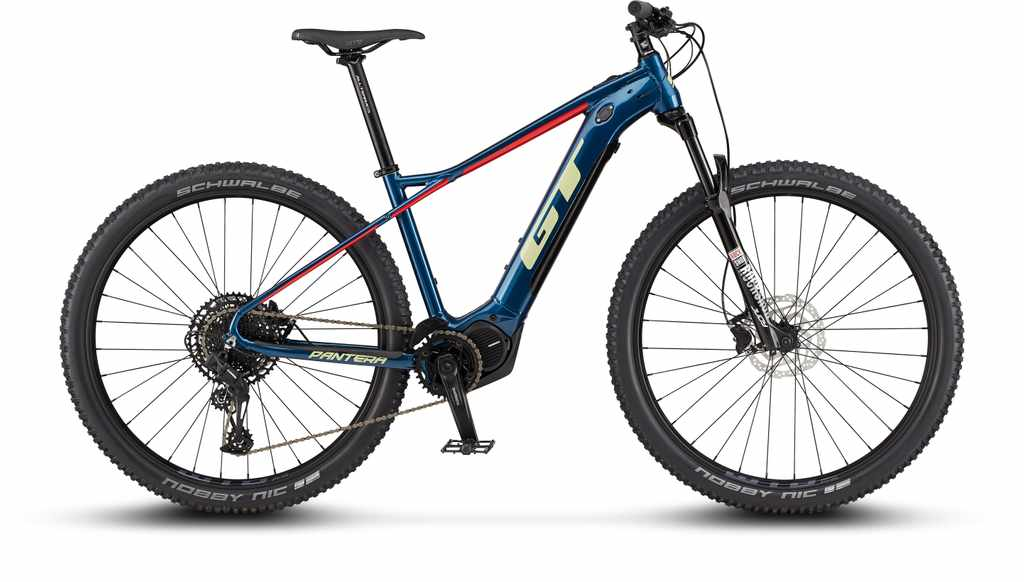 New GT Power Series | Force GT-E and Pantera GT-E - Singletrack Charged