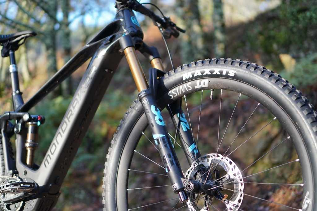 mondraker crafty carbon rr sl review