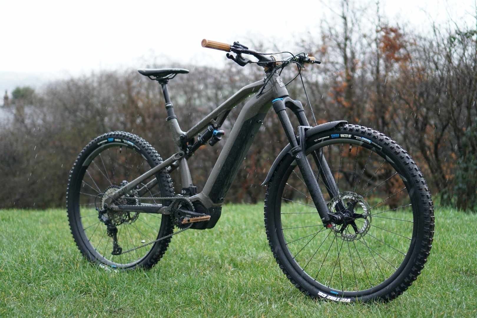 patrol E-Six emtb bike check