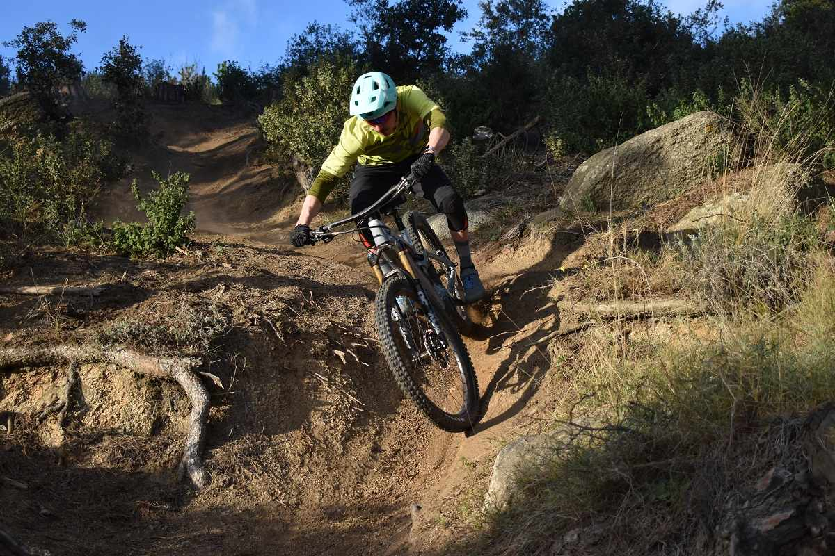 All new Canyon Spectral:ON First ride review with new integrated battery system