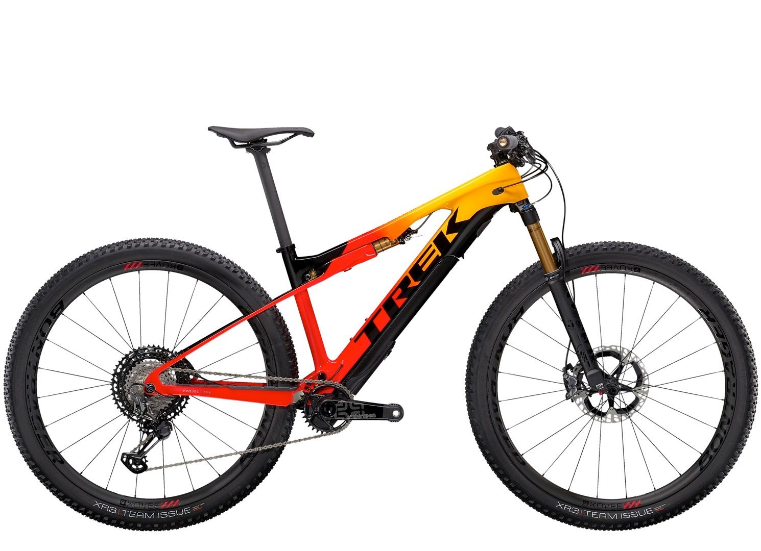 trek e-calibre lightest emtb