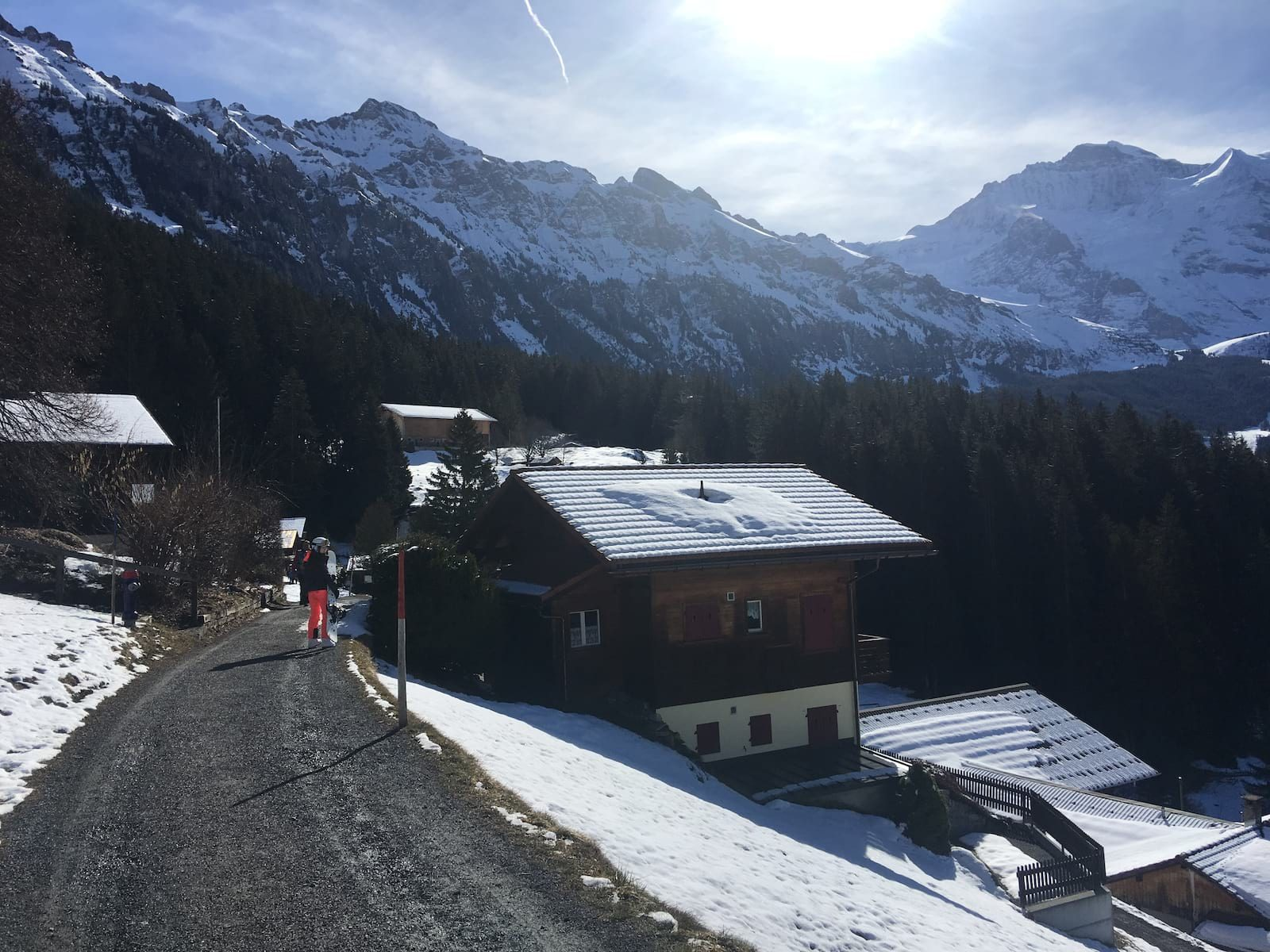 wengen resort guide singletrack snow