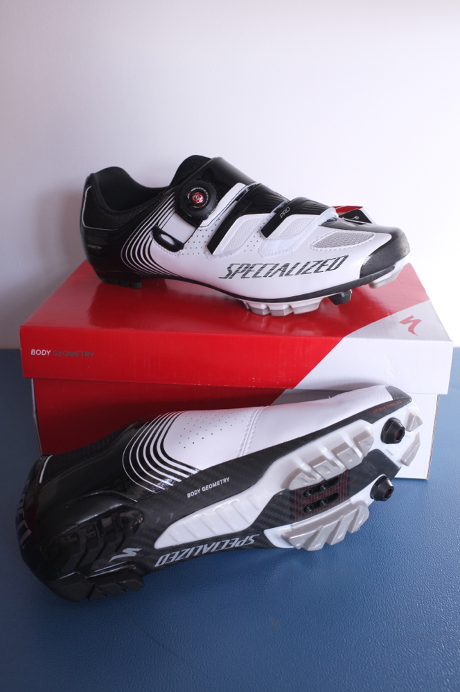 Received: Specialized XC Pro shoes