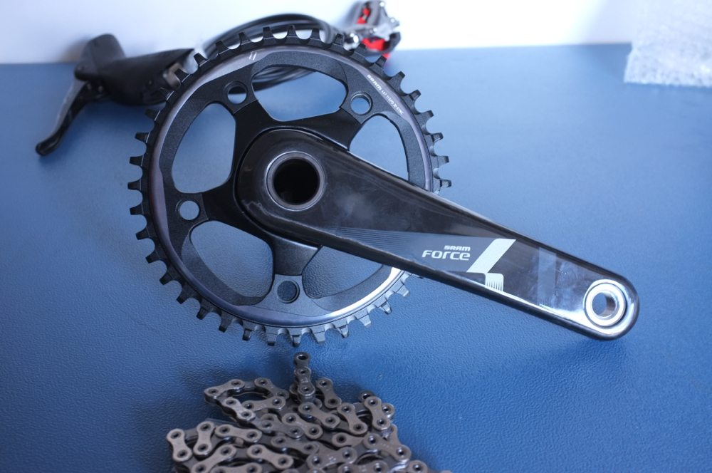 Sram Force CX-1 Chainset.