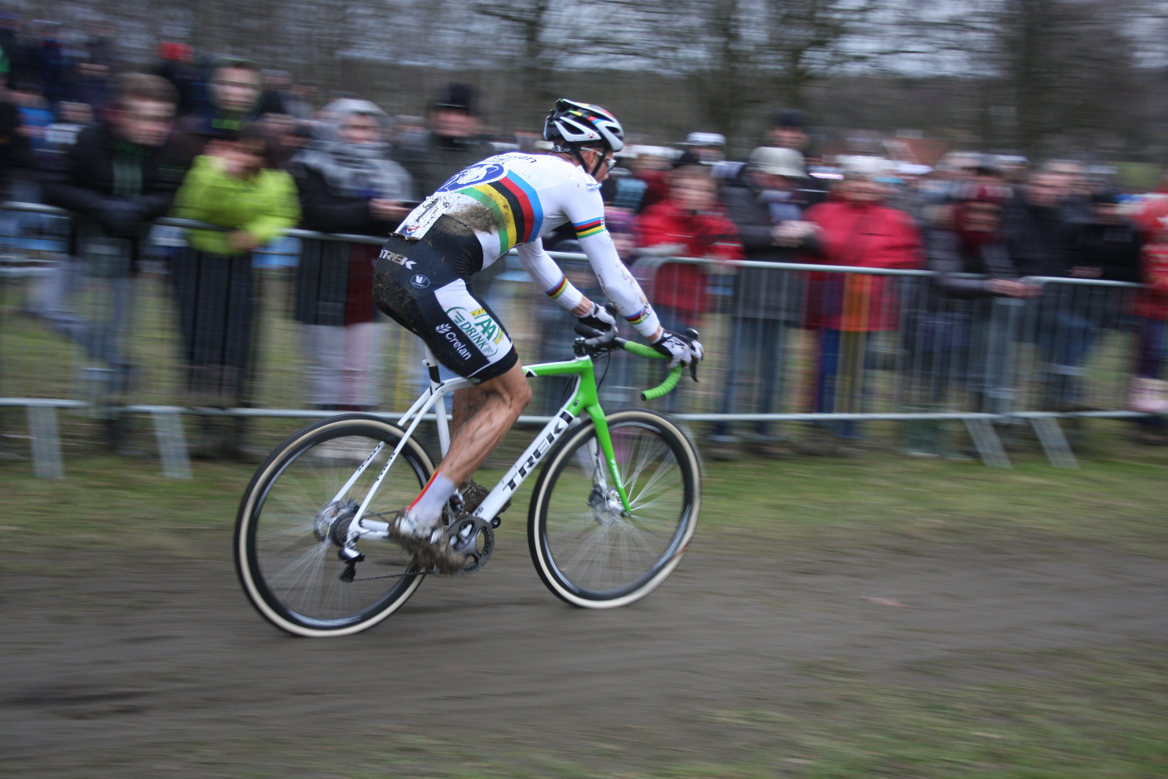 Sven Nys as Champion