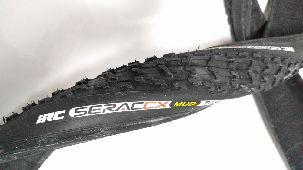 IRC Cyclocross Tubeless