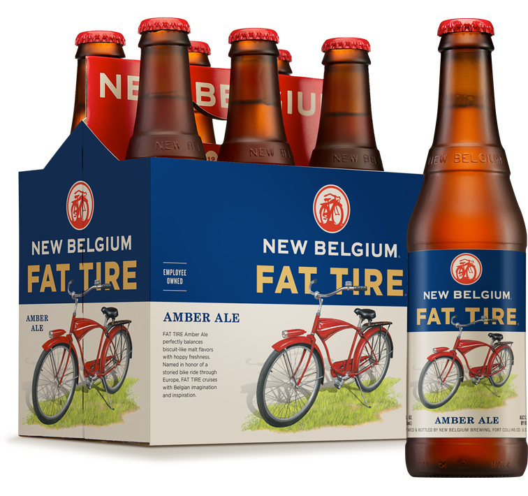 New Belgium Fat Tire Ale