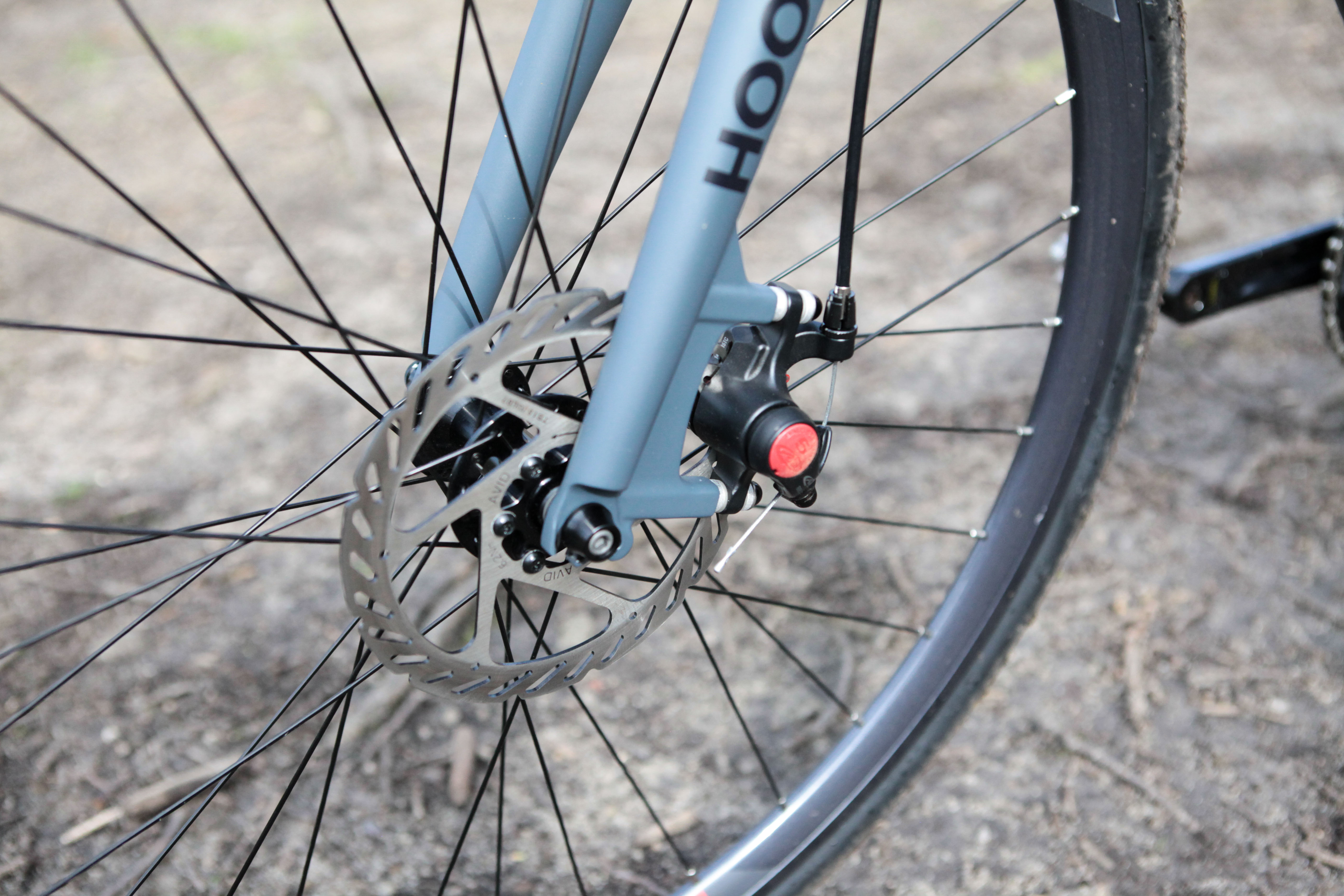 Disc brake danger