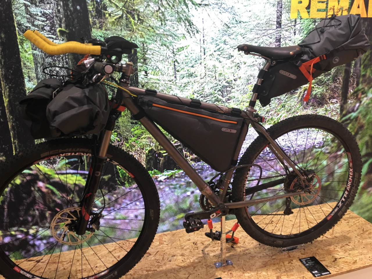 Ortlieb Bikepacking Gear