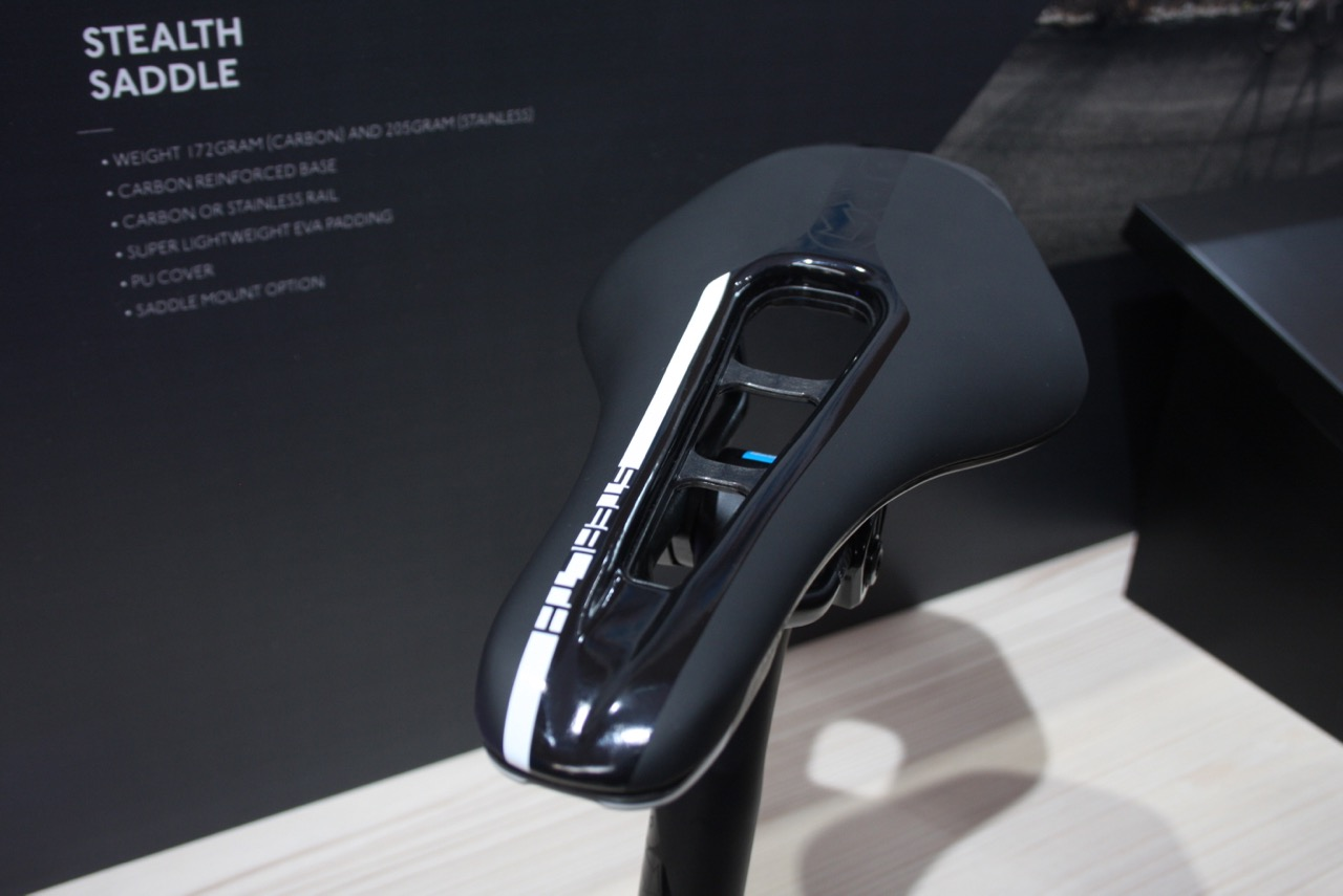 Shimano Stealth Saddle
