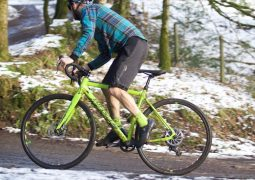 whyte gisburn gravel cyclocross adventure wil snow singletrack descend road