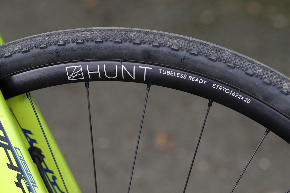 Reviewed Hunt 4season Gravel Disc Wheels Gritcx