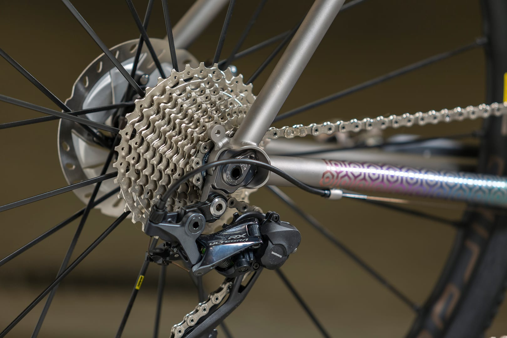 Friday bike lust: The new Moots Routt YBB revisits the