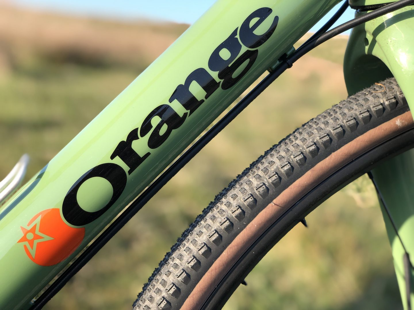 orange rx9 pro gravel bike gritcx singletrack magazine