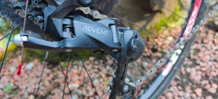 Microshift Advent 1 x 9 drop bar groupset review