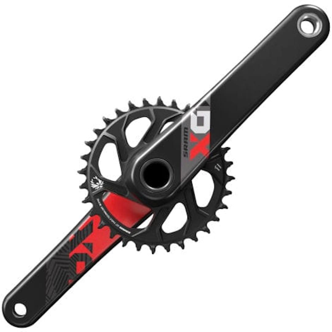 Cut price carbon chainset.