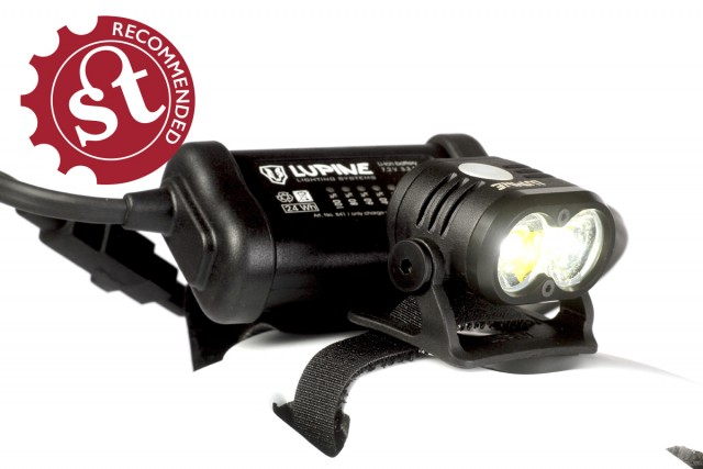 recommended Lights Grouptest Singletrack magazine Lupine Piko R4 SC