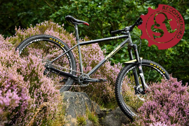 Pace RC127 singletrack magazine