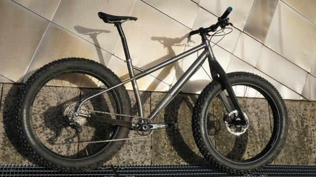 stooge titanium fat bike