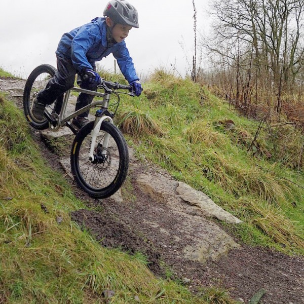 Early Rider Singletrack