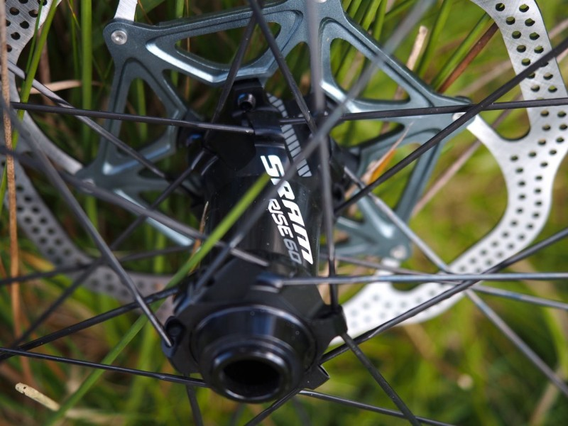 sram rise 60 wheels set review singletrack magazine
