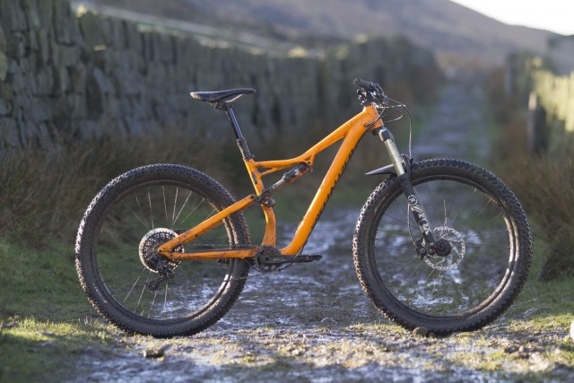 Bike Test: Specialized Stumpjumper FSR Comp 6Fattie | Singletrack
