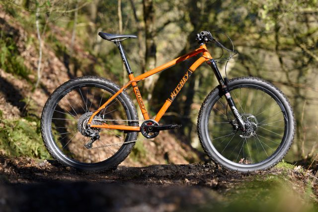ritchey timberwolf steel hardtail 27.5 650b rockshox pike trail mud winter