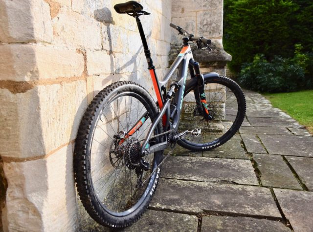 santa cruz hightower longterm test bike barney marsh 29 27.5 plus cane creek hope joystick carbon alpkit