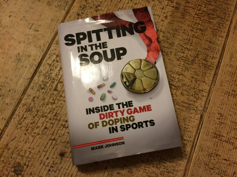 Spitting in the Soup doping book