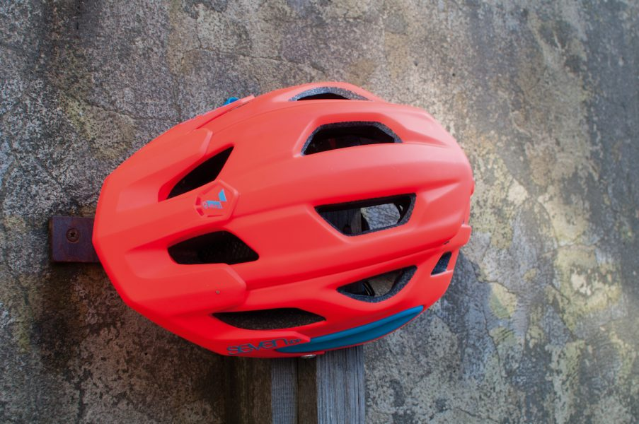 trail helmet barney marsh group test 7idp