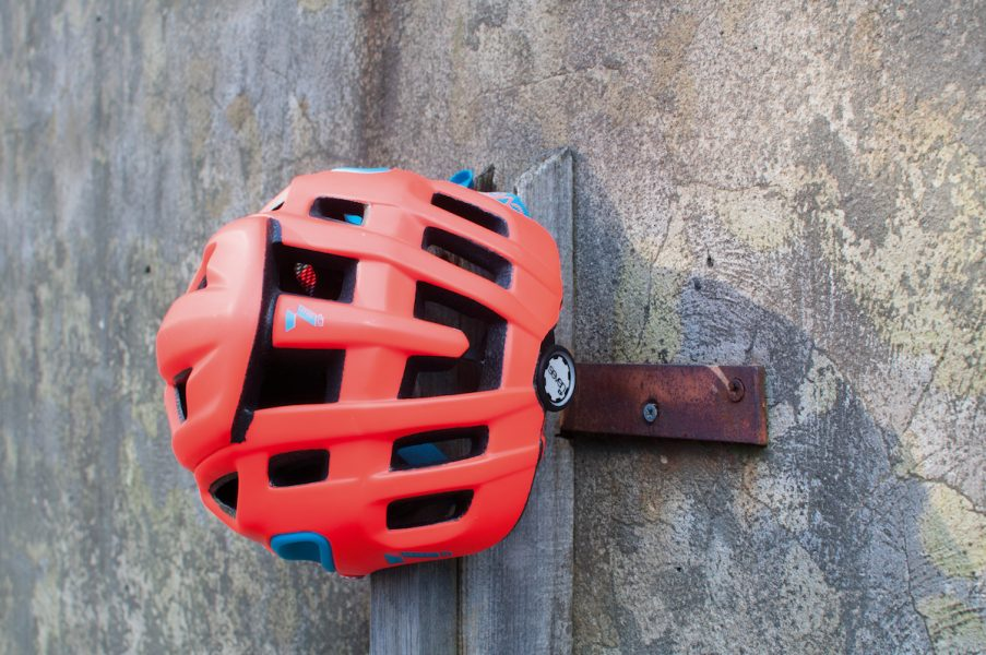 trail helmet barney marsh group test
