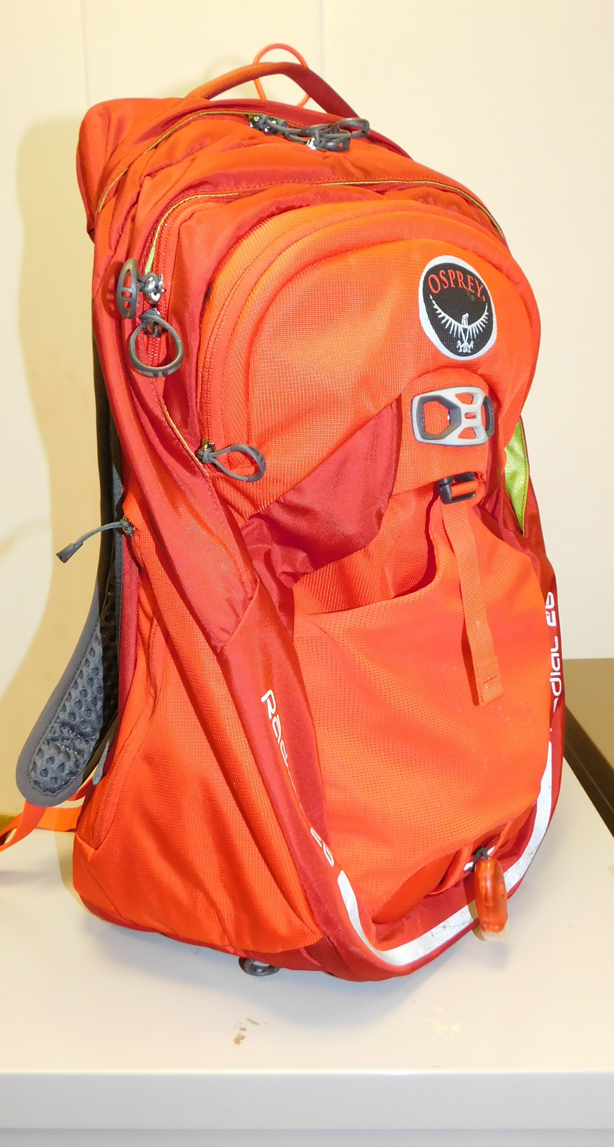 5099dfbbb4 osprey2 Stands up unsupported. Buy now  Osprey Radial 26 ...
