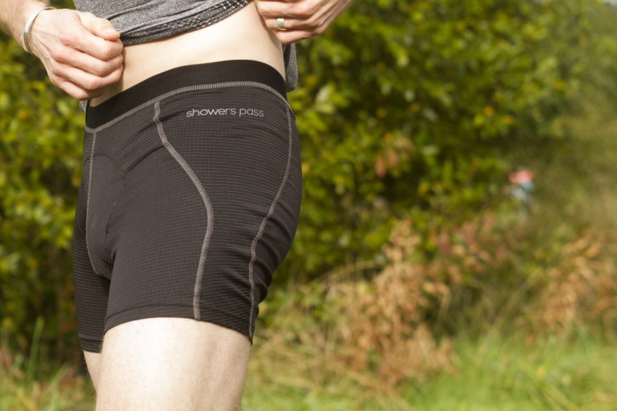 showers pass padded bike shorts liner chamois wil idiot