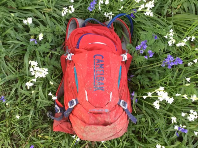 camelbak hawk rachel sokal backpack hydration bladder