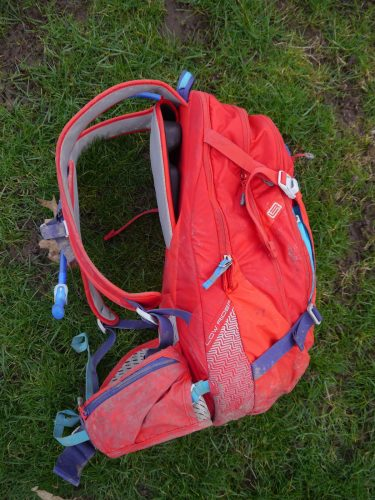camelbak hawg backpack bladder hydration