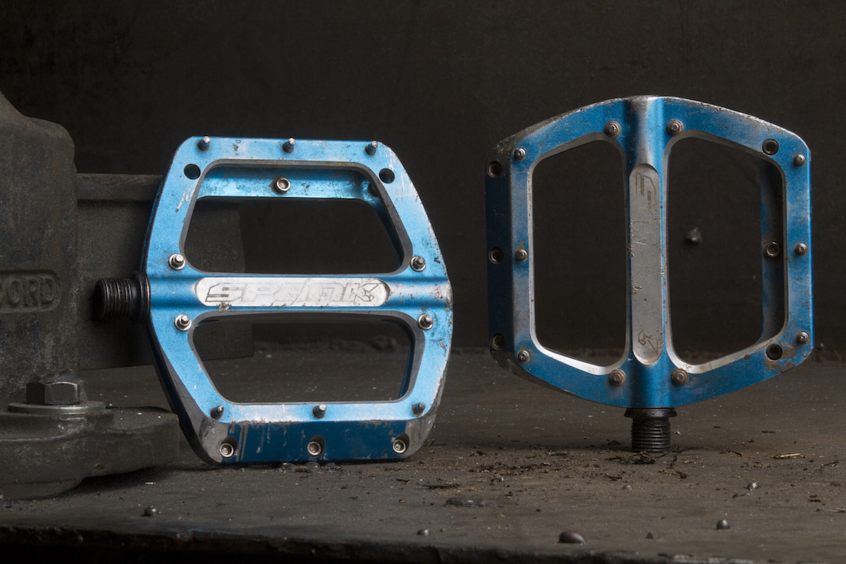 Review: Spank Spoon Flat Pedals | Singletrack Magazine